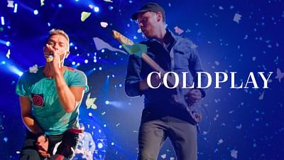 Coldplay 2012 Live