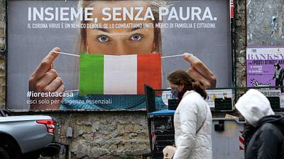 Naples : la vie reprend doucement mais différemment