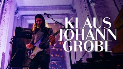 Klaus Johann Grobe à 36h Saint-Eustache (2019)