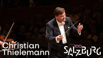 Christian Thielemann dirige l'Orchestre philharmonique de Vienne