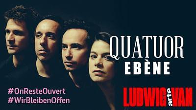 Quatuor Ebène : intégrale Beethoven