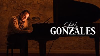 Chilly Gonzales - aerosolo #1