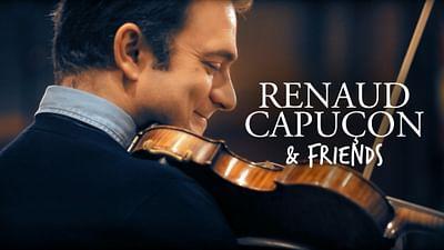 """Renaud Capuçon & Friends jouent """"Les Métamorphoses"""" de Strauss"""