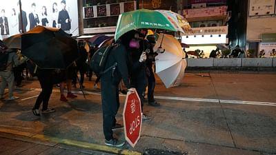 Hong Kong: la dernière bataille
