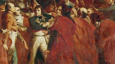 Aux origines napoléoniennes de la Cour des comptes - 28 Minutes