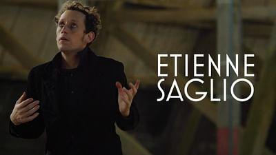 Etienne Saglio dans ARTE en scène