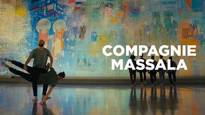 La Compagnie Massala dans ARTE en scène