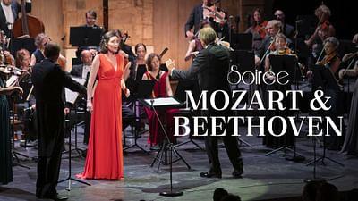 Soirée Mozart & Beethoven au Théâtre de l'Archevêché