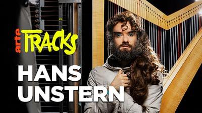 Hans Unstern : Sept ans pour fabriquer une harpe géante   TRACKS