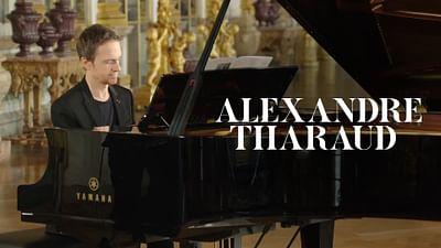 Alexandre Tharaud dans la Galerie des glaces
