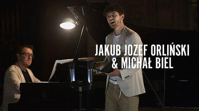 Jakub Jozef Orliński et Michał Biel