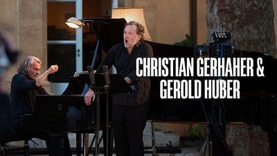 Christian Gerhaher et Gerold Huber