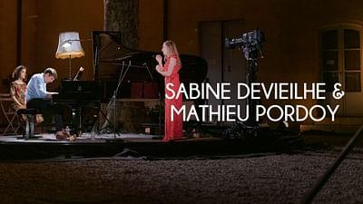 Sabine Devieilhe et Mathieu Pordoy