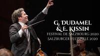 Gustavo dudamel et evgeni kissin au festival de salzbourg 2020 en streaming