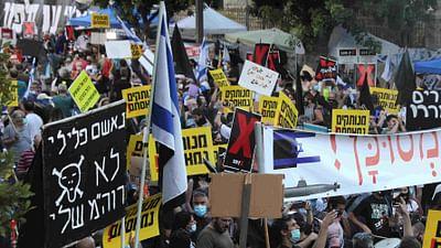 Israël : Nétanyahou et la corona-dictature