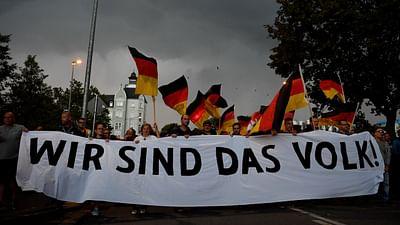 Allemagne : la violence d'extrême droite au quotidien