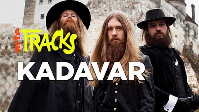 L'univers musical rétro du trio berlinois Kadavar   TRACKS
