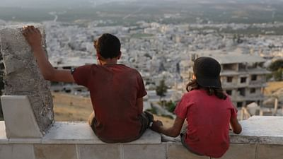Syrie : l'enfance brisée