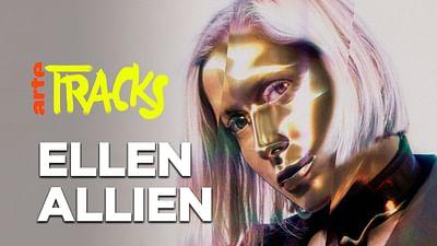 L'icône techno Ellen Allien - Entre clubs underground et méga raves | TRACKS
