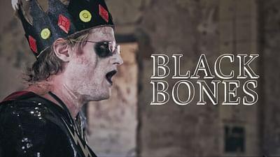 Black Bones en session Walking the Line