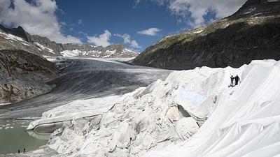 L'Héritage des glaciers