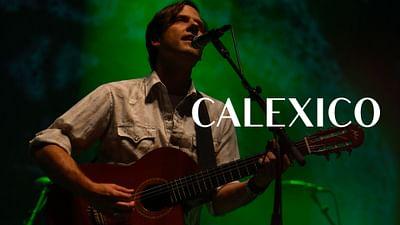 Calexico à la Route du Rock (2006)