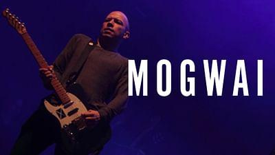 Mogwai à la Route du Rock (2011)