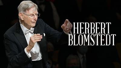 Herbert Blomstedt dirige Mozart et Voříšek