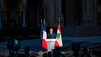 La France peut-elle sauver le Liban ?