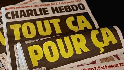 Attentats de Charlie Hebdo : le procès démarre