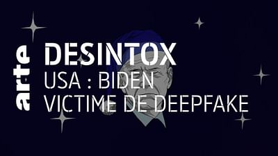 USA : Biden victime de deepfake
