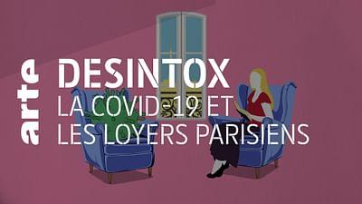 La Covid-19 et les loyers Parisiens? - Désintox