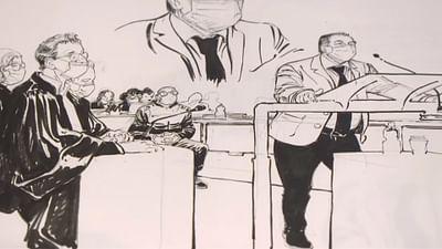 Boucq, un dessinateur au procès des attentats de Paris