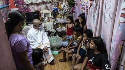 Philippines : à l'ombre du virus