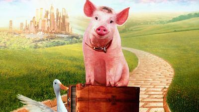 Blow up - Le Cochon au cinéma