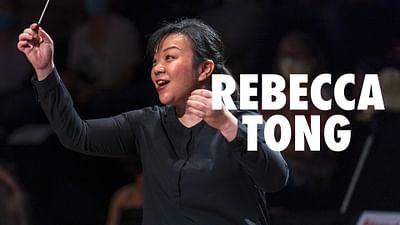 Rebecca Tong dirige l'Orchestre de Paris