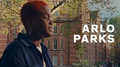 Arlo Parks au ARTE Concert Festival