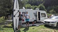 Arte regards - le boom des camping-cars en streaming