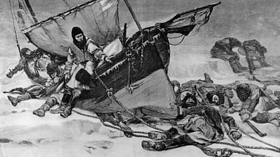 Arctique : une fonte dramatique