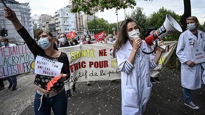 France : les hôpitaux mobilisés