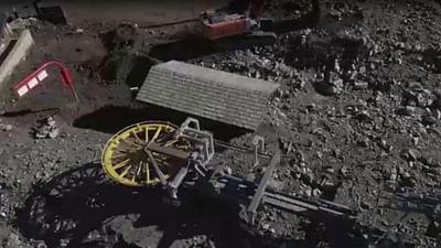 Italie : un pays exposé aux catastrophes naturelles
