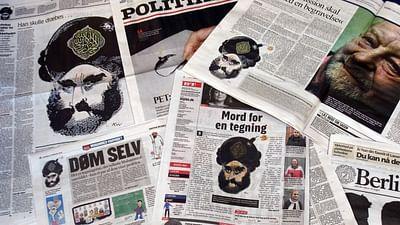 Caricatures : le débat résonne au Danemark