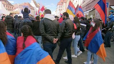 Le conflit au Haut-Karabakh s'exporte à Strasbourg