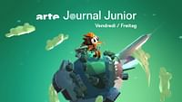 Revoir Arte journal junior en streaming