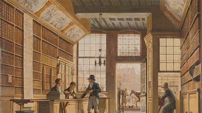 Napoléon inventa le libraire... par peur du livre