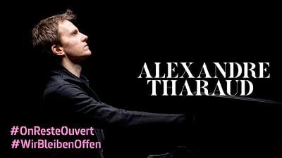 Alexandre Tharaud : 100% concertos