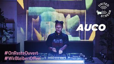 Auco @ Atelier im AUFBAU HAUS, Berlin