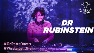 Dr Rubinstein @ Atelier im AUFBAU HAUS, Berlin