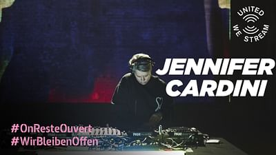 Jennifer Cardini @ Altes Kraftwerk Rummelsburg, Berlin