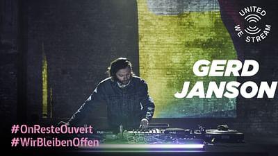 Gerd Janson @ Altes Kraftwerk Rummelsburg